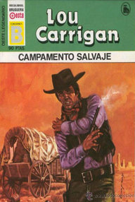 Libro: Campamento salvaje - Carrigan, Lou