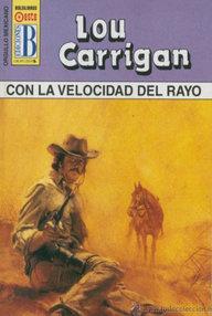 Libro: Con la velocidad del rayo - Carrigan, Lou
