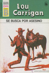 Libro: Se busca por asesino - Carrigan, Lou