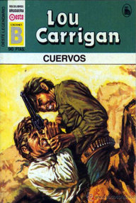 Libro: Cuervos - Carrigan, Lou