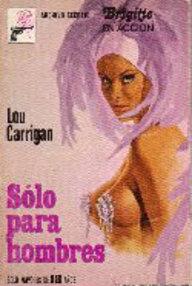 Libro: Solo para hombres - Carrigan, Lou