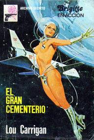 Libro: El gran cementerio - Carrigan, Lou